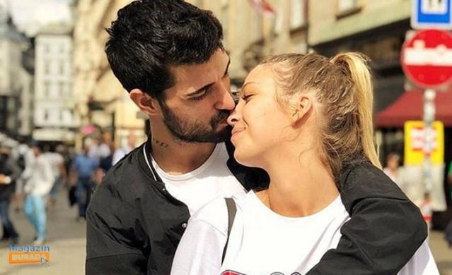 Sinan Akçıl ve Burcu Kıratlı'dan evlilik açıklaması