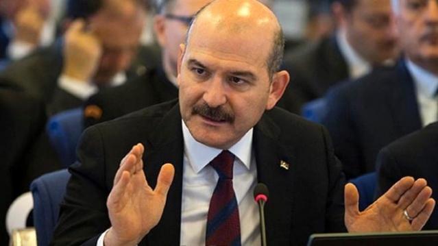 Süleyman Soylu  1,8 milyon takipçi