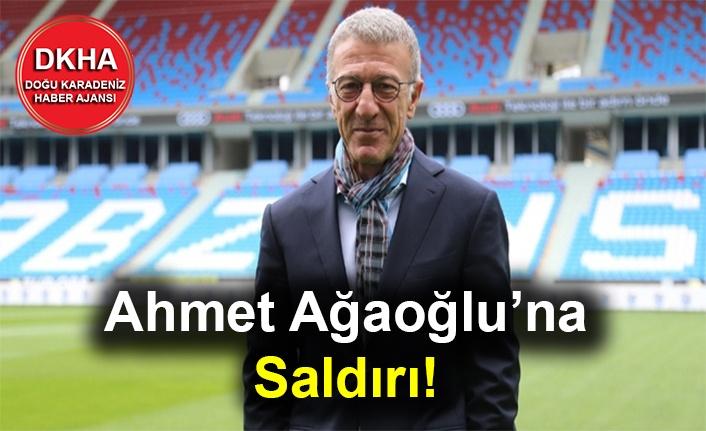 Ahmet Ağaoğlu'na Saldırı!