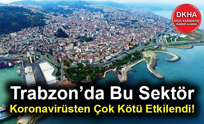 Trabzon'da Bu Sektör Koronavirüsten Çok Kötü Etkilendi!