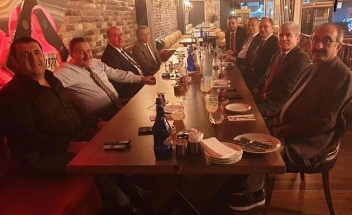 Yaşar Kaya Aslan Ankara'da Bürokrat ve İş adamlarını Ağırladı