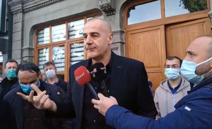 Ak Partili Aday Metin Kaya'nın Toplantısına Polis Baskını