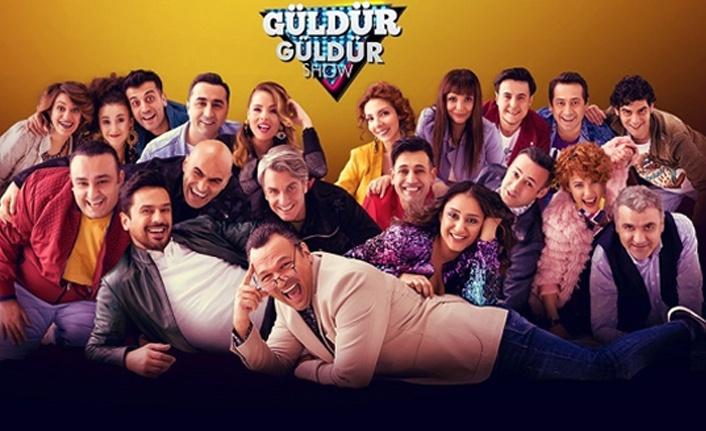 Güldür Güldür Show İzleme Günleri Ne Zaman? Show TV Güldür Güldür Show Hangi Gün?
