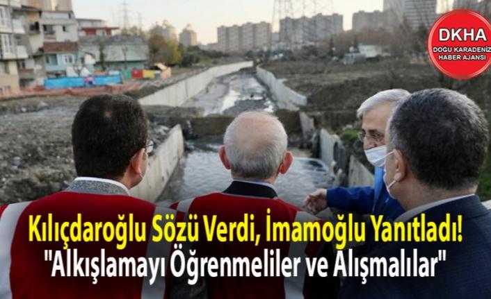 """Kılıçdaroğlu Sözü Verdi, İmamoğlu Yanıtladı! """"Alkışlamayı Öğrenmeliler ve Alışmalılar"""""""