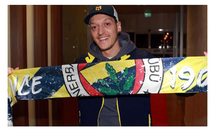 Mesut Özil'in İmza Töreni
