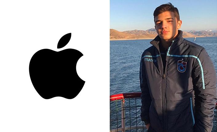 Trabzon'lu Genç Apple Reklamında Oynayacak
