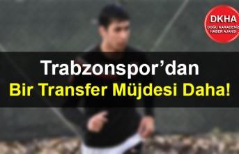 Trabzonspor'dan Bir Transfer Müjdesi Daha!