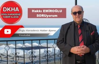 Avrupa Türkiye'yi Kıskanıyor-Trabzon'dan Kaçan Bakan- Şeker Fabrikası