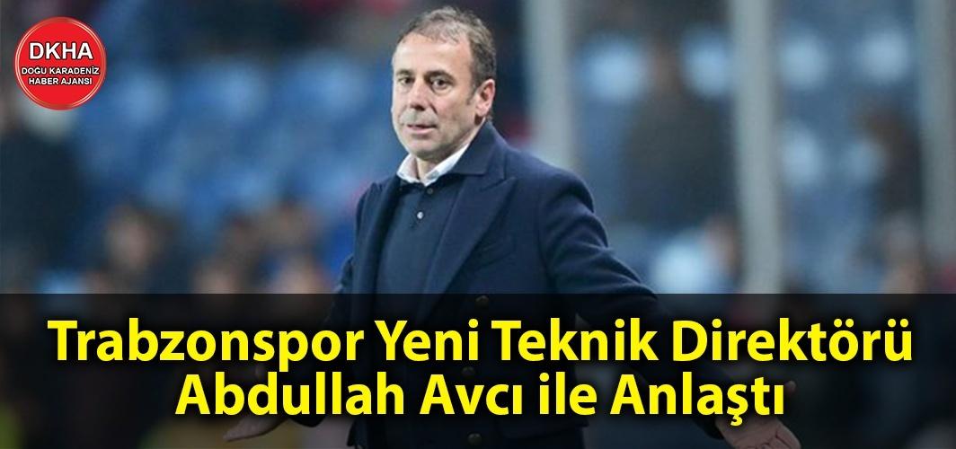Trabzonspor Yeni Teknik Direktörü İle Anlaştı.