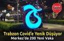Trabzon Covid'e Yenik Düşüyor
