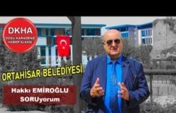 Trabzon Ortahisar Belediyesi ve Kaymakamlığı Yeşil Alana mı Yapıldı? - Hakkı EMİROĞLU ile SORUyorum!