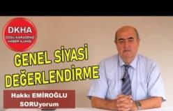 Genel Siyasi Değerlendirme - İYİ Parti ve MHP - Ekrem İmamoğlu - Hakkı EMİROĞLU ile SORUyorum!