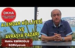 Trabzon Alemdar Külliyesi - Avrasya Pazarı - Hakkı EMİROĞLU ile SORUyorum!