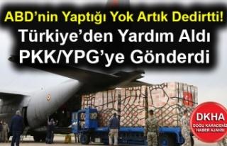 ABD'nin Yaptığı Yok Artık Dedirtti! Türkiye'den...