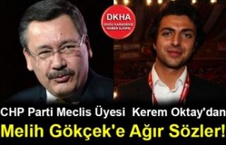CHP Parti Meclis Üyesi Ekrem Kerem Oktay'dan...