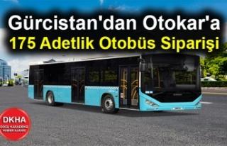 Gürcistan'dan Otokar'a 175 Adetlik Otobüs...
