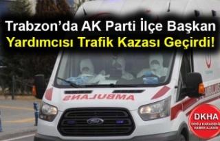 Trabzon'da AK Parti İlçe Başkan Yardımcısı...