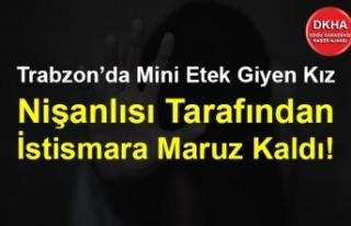 Trabzon'da Mini Etek Giyen Kız Nişanlısı Tarafından...