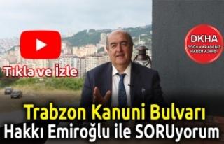 Trabzon Kanuni Bulvarı