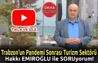 Trabzon'un Pandemi Sonrası Turizm Sektörü