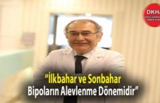 "Prof. Dr. Nevzat Tarhan: ""İlkbahar ve Sonbahar..."