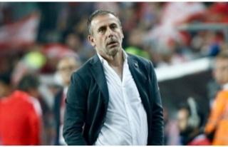 Abdullah Avcı 'nın Antalyaspor maçı sonrası...