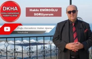 Avrupa Türkiye'yi Kıskanıyor-Trabzon'dan...