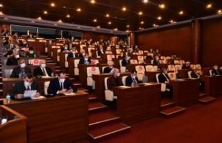 Büyükşehir Belediyesi Meclis Toplantıları Devam...
