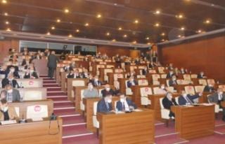 Büyükşehir Meclisi Ocak Ayı Toplantıları Sürüyor