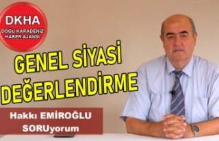 Genel Siyasi Değerlendirme - İYİ Parti ve MHP -...