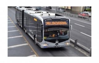 İBB Metrobüs Hattında Yenilik