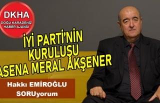İyi Parti'nin Kuruluşu -Asena Meral Akşener...