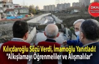 Kılıçdaroğlu Sözü Verdi, İmamoğlu Yanıtladı!...