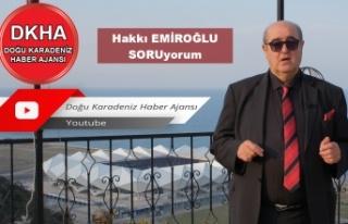 Trabzon'un Ölü Yatırımları - Halkın Cebinden...