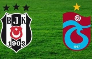 Beşiktaş Trabzonspor Karşılaşmasında Yaşananlar