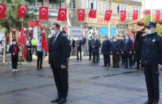 Akçaabat'ta 18 Mart Çanakkale Zaferi Kutlandı