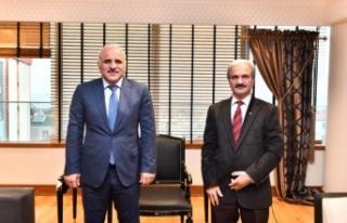 Büyükşehir ve Türkiye Yazarlar Derneği Arasında...