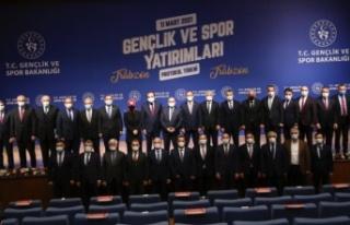 Gençlik ve Spor Bakanlığı'nın Trabzon'a...