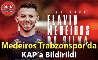 Medeiros Trabzonspor'da