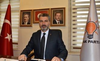 Ak Parti İl Başkanı Sezgin Mumcu 15 Şubat'ta İl Kongresini Yapacak