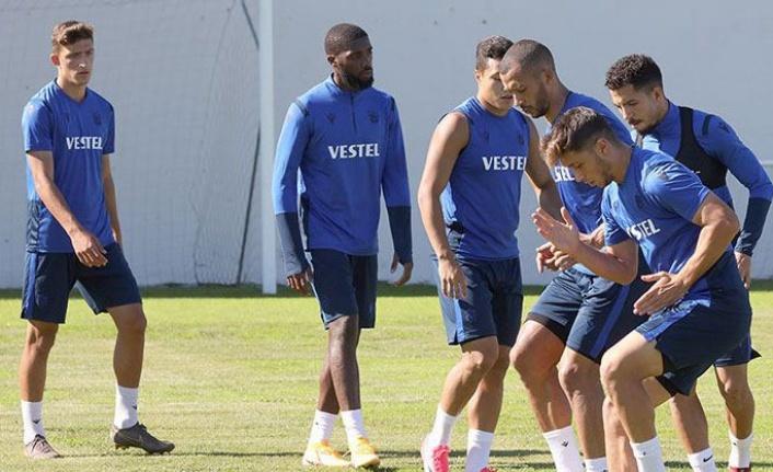 Trabzonspor-Başakşehir Maçı Hazırlıklarımız Başladı