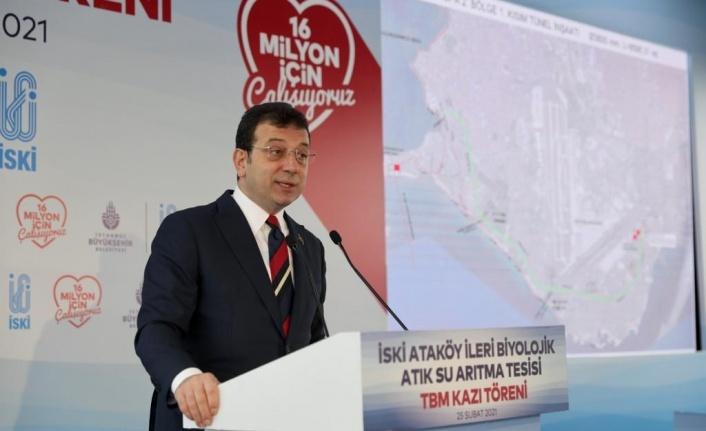 """İmamoğlu'ndan """"İnat"""" Yanıtı! """"İstanbul 1'den Büyüktür"""""""