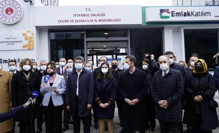 Deva Partisi Kanal İstanbul'a İtiraz Etti: