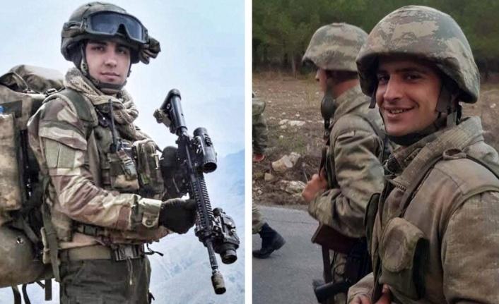 Irak'tan Acı Haber! 2 Askerimiz Şehit Oldu