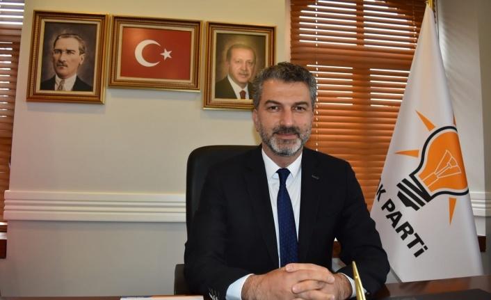 Ak Parti İl Başkanı Sezgin Mumcu'dan Kurban Bayramı Tebrik Mesajı