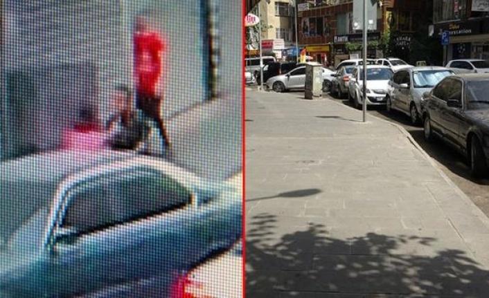 Genç Kızı Sokakta Darbeden Saldırgan, Kendisini Yakalayan Polisi Yaraladı
