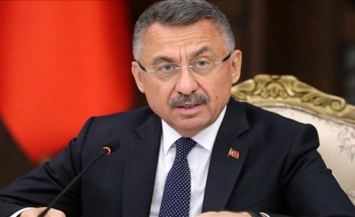 Cumhurbaşkanı Yardımcısı Oktay: 2022'de Bütçe Açığı 278.3 Milyar TL Olarak Öngörüldü