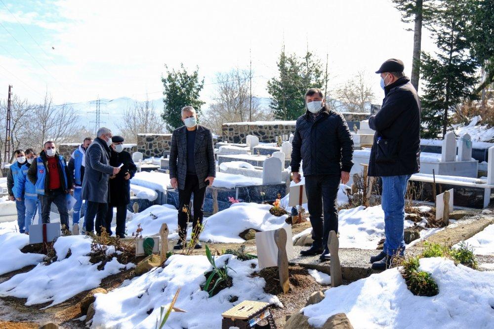 giresun belediyesi mezarlık