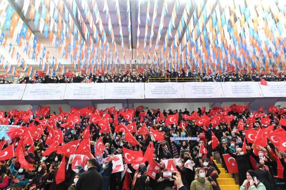 Cumhurbaşkanı Erdoğan Trabzon