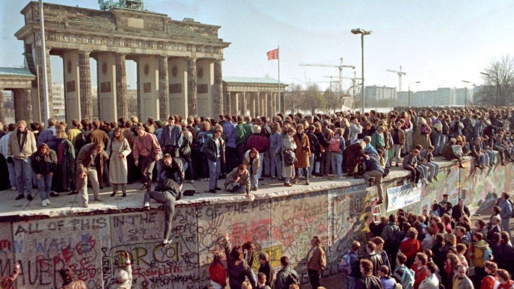 Berlin duvarı Tarihte Bugün - Dogukaradenizhaberajansi